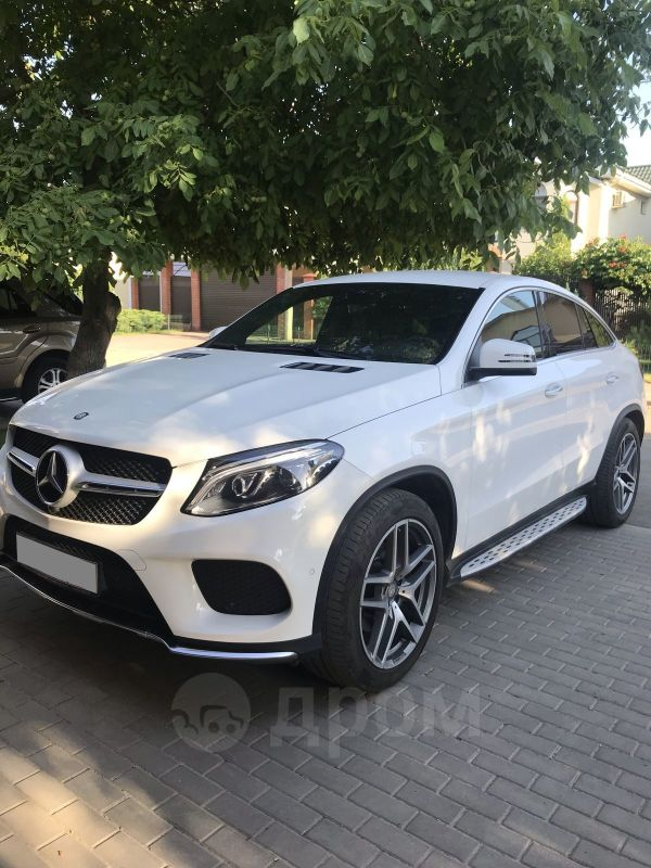 Mercedes-Benz GLE, 2015 год, 3 500 000 руб.