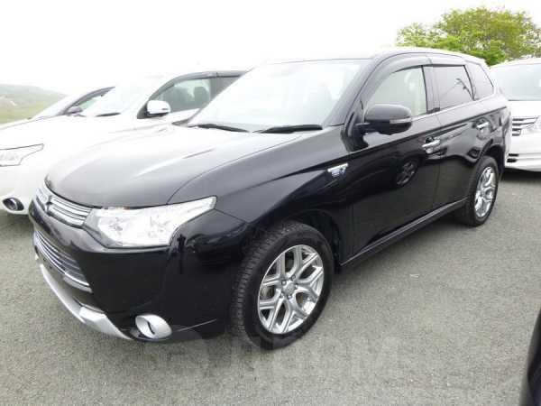 Mitsubishi Outlander, 2014 год, 1 370 000 руб.