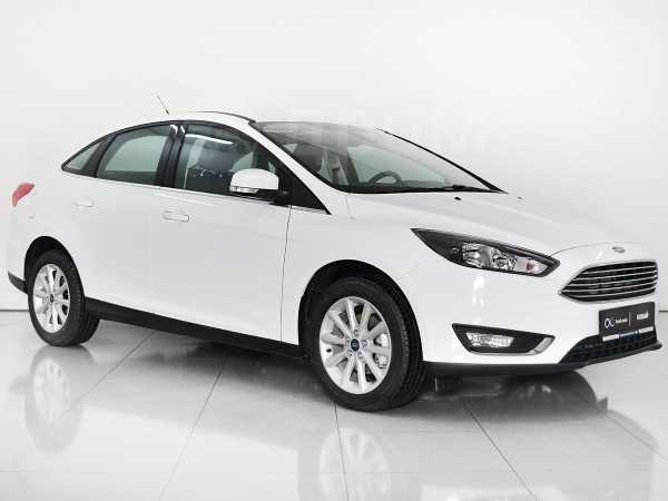 Ford Focus, 2019 год, 1 093 000 руб.