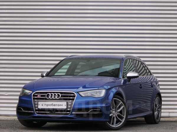 Audi S3, 2015 год, 1 650 000 руб.