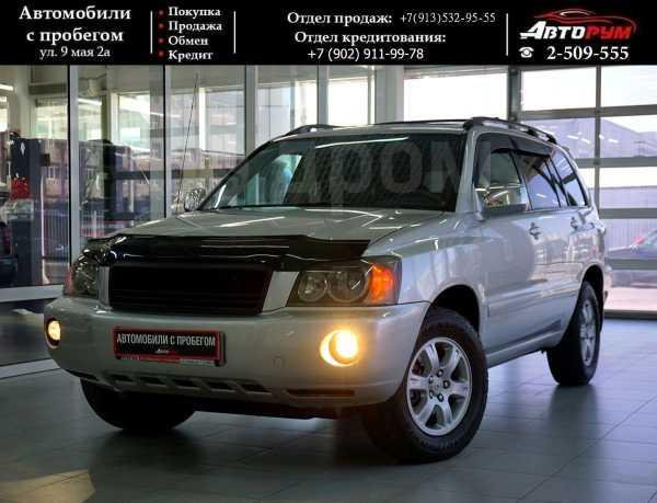 Toyota Highlander, 2002 год, 587 000 руб.