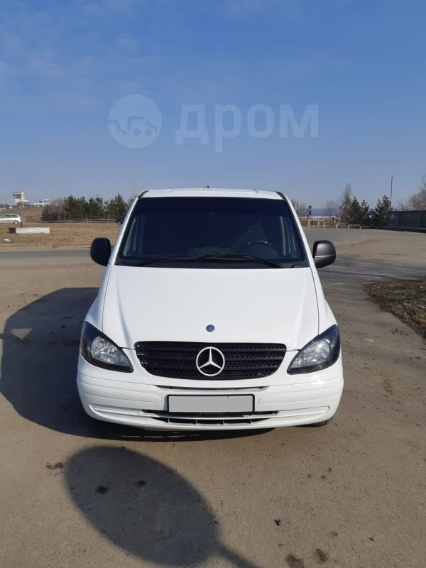 Mercedes-Benz Vito, 2004 год, 350 000 руб.