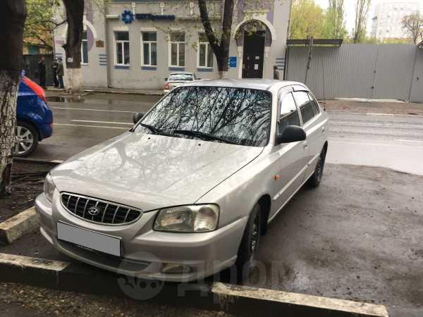 Hyundai Accent, 2004 год, 164 000 руб.