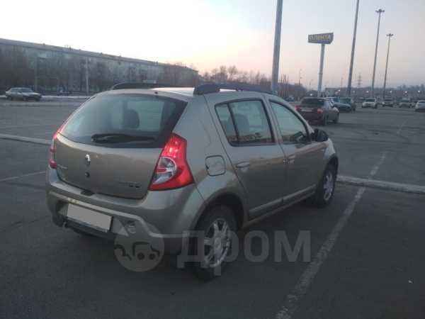 Renault Sandero, 2011 год, 308 000 руб.