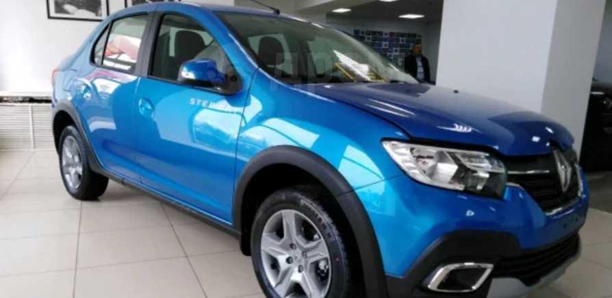 Renault Logan, 2019 год, 675 990 руб.