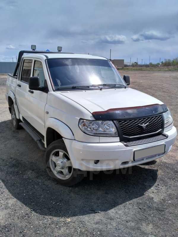 УАЗ Патриот Пикап, 2013 год, 400 000 руб.