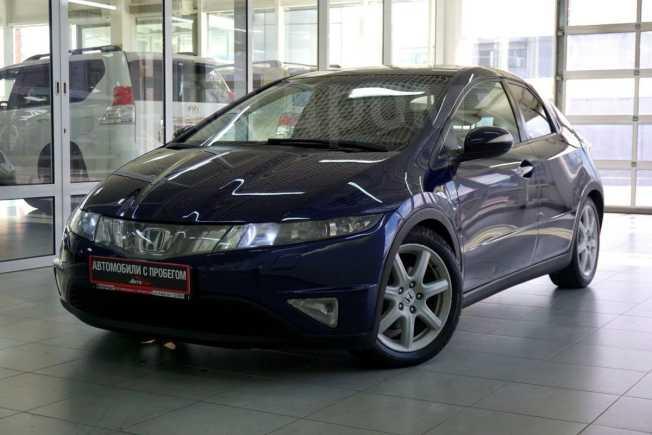 Honda Civic, 2008 год, 437 000 руб.