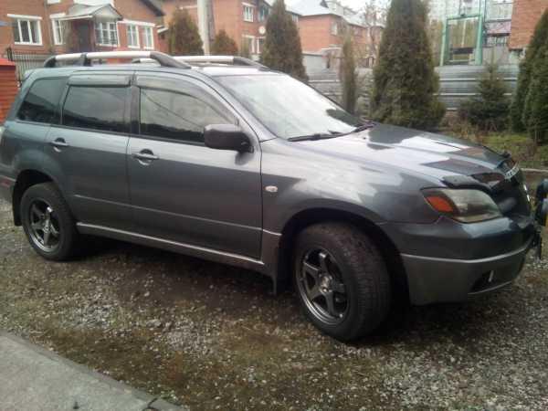 Mitsubishi Outlander, 2002 год, 399 000 руб.