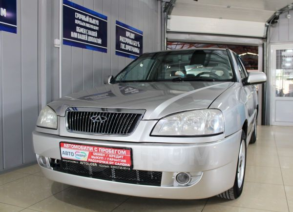 Chery Amulet A15, 2007 год, 169 900 руб.