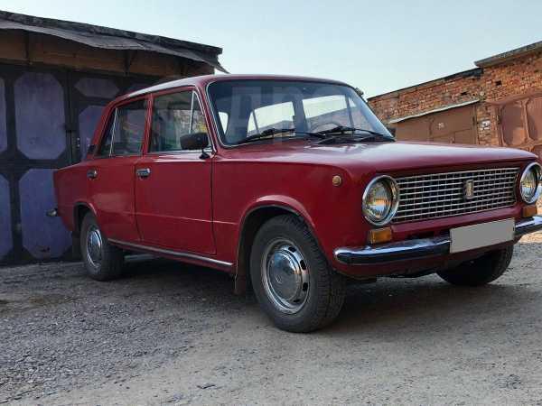 Лада 2101, 1983 год, 38 000 руб.