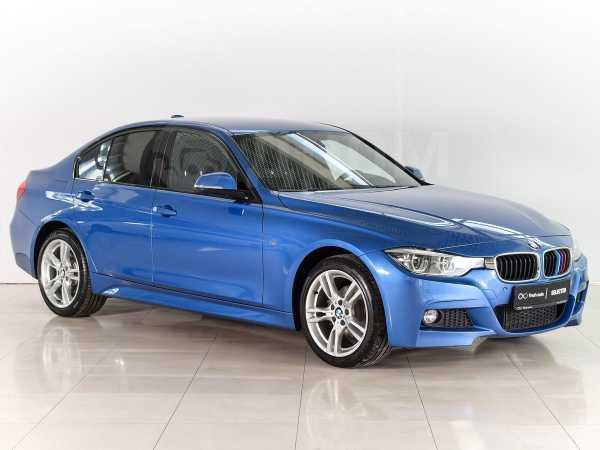 BMW 3-Series, 2017 год, 1 599 000 руб.
