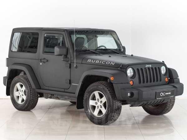 Jeep Wrangler, 2011 год, 1 374 000 руб.