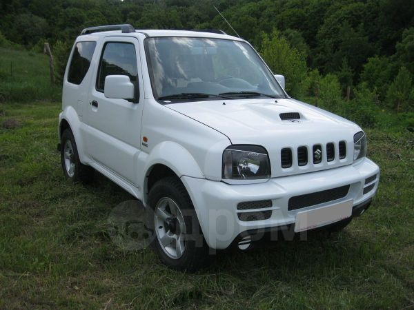 Suzuki Jimny, 2008 год, 539 000 руб.