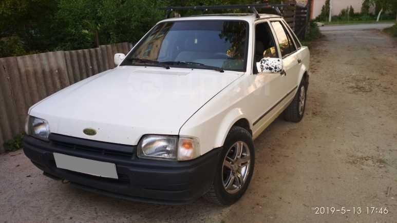 Ford Escort, 1987 год, 40 000 руб.
