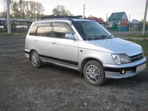 Daihatsu Pyzar, 1998 год, 135 000 руб.