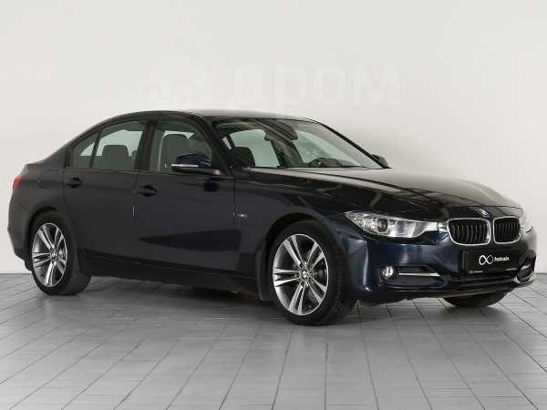BMW 3-Series, 2013 год, 1 110 000 руб.