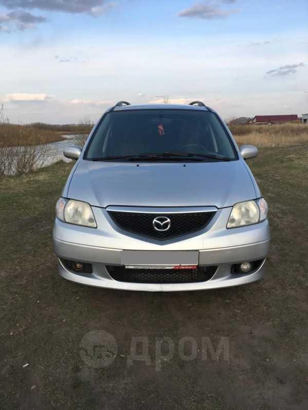 Mazda MPV, 2002 год, 388 000 руб.