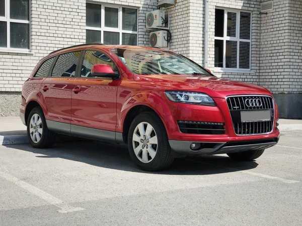 Audi Q7, 2012 год, 1 150 000 руб.