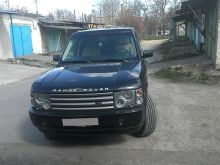 Октябрьское Range Rover 2003