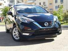 Краснодар Nissan Note 2019
