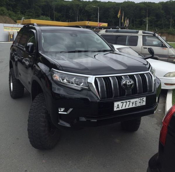 Toyota Land Cruiser Prado, 2018 год, 3 100 000 руб.