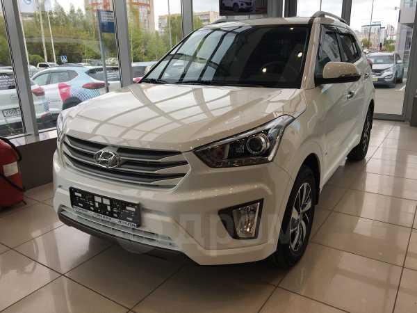 Hyundai Creta, 2019 год, 1 410 000 руб.