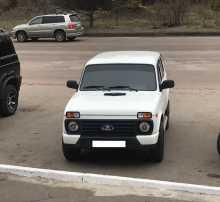 Нерюнгри 4x4 Урбан 2017