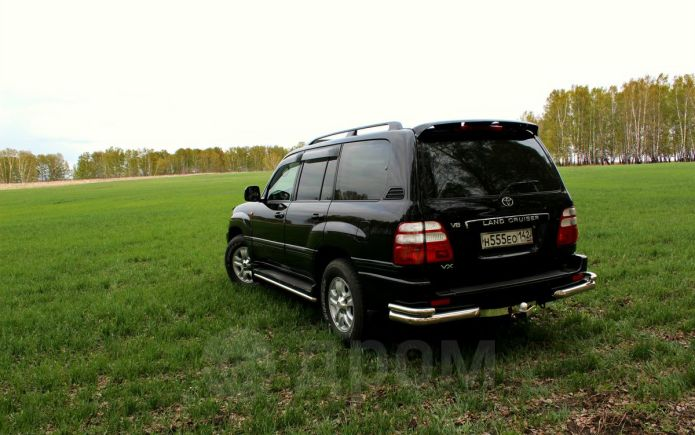 Toyota Land Cruiser, 2003 год, 1 100 000 руб.
