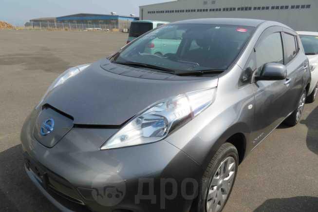 Nissan Leaf, 2015 год, 870 000 руб.