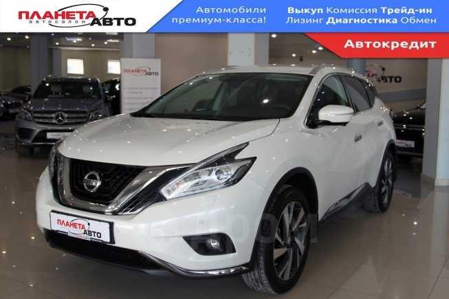 Nissan Murano, 2017 год, 2 190 000 руб.