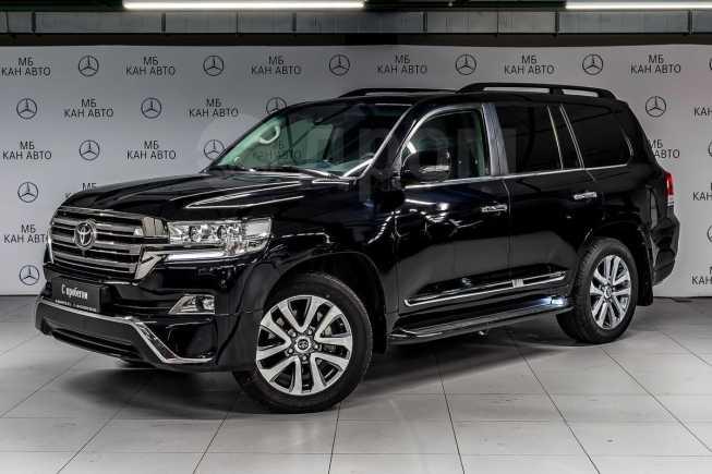 Toyota Land Cruiser, 2017 год, 3 300 000 руб.