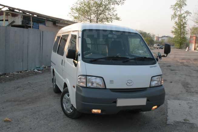 Mazda Bongo, 2010 год, 499 000 руб.