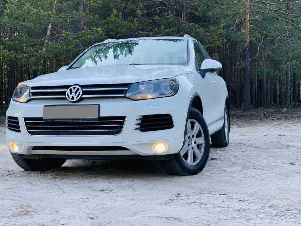 Volkswagen Touareg, 2012 год, 1 355 000 руб.
