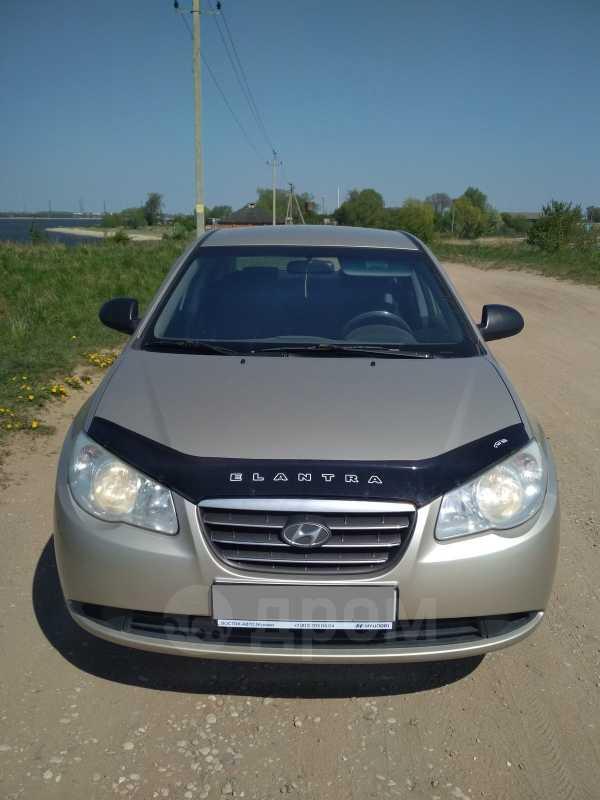 Hyundai Elantra, 2007 год, 349 000 руб.