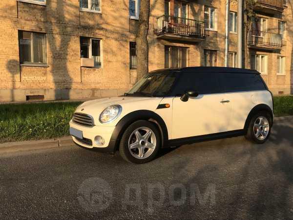 Mini Clubman, 2009 год, 515 000 руб.