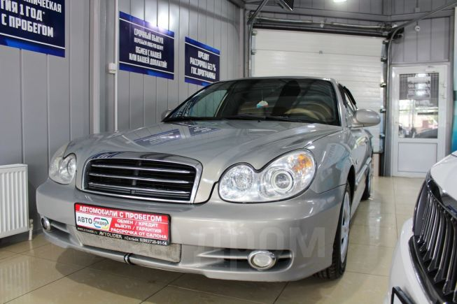 Hyundai Sonata, 2007 год, 309 900 руб.