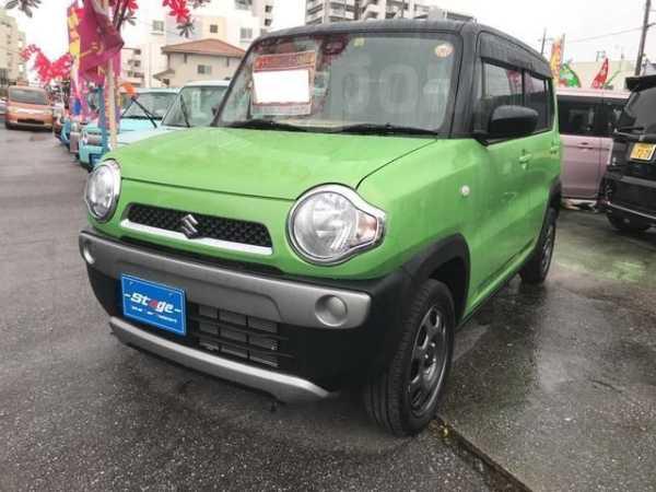 Suzuki Hustler, 2016 год, 535 000 руб.