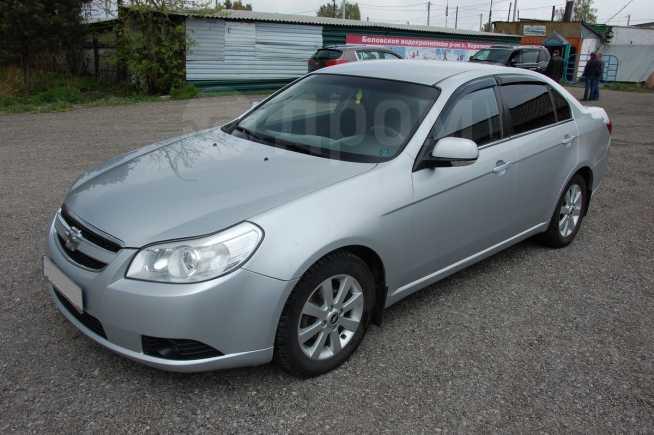 Chevrolet Epica, 2010 год, 375 000 руб.