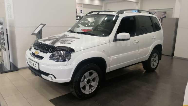 Chevrolet Niva, 2019 год, 799 000 руб.