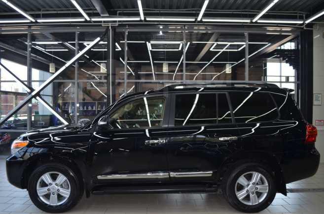 Toyota Land Cruiser, 2012 год, 2 490 000 руб.