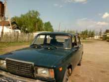 ВАЗ (Лада) 2107, 1998 г., Челябинск