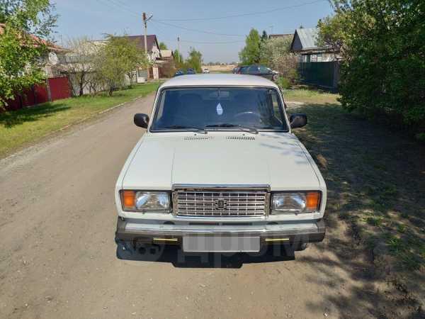 Лада 2107, 2006 год, 118 000 руб.