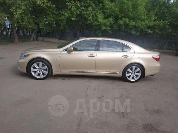 Lexus LS600h, 2008 год, 855 000 руб.
