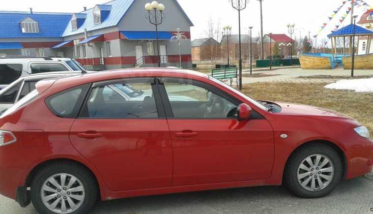Subaru Impreza, 2008 год, 260 000 руб.