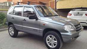 Chevrolet Niva, 2007 г., Краснодар