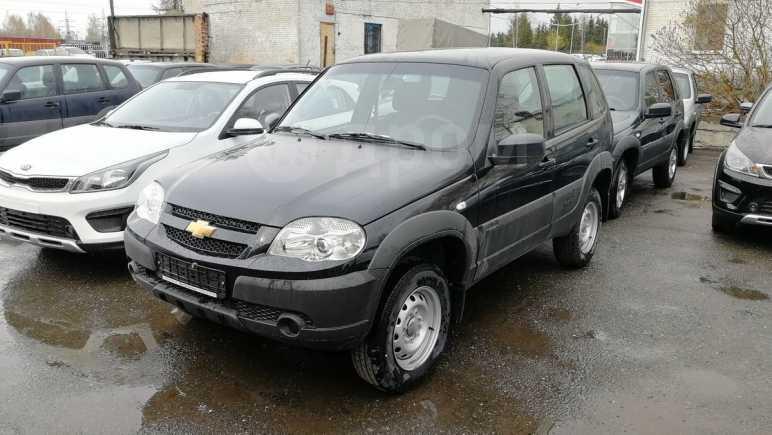 Chevrolet Niva, 2018 год, 682 000 руб.