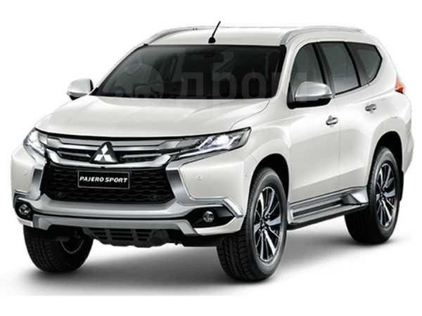 Mitsubishi Pajero Sport, 2019 год, 2 741 000 руб.