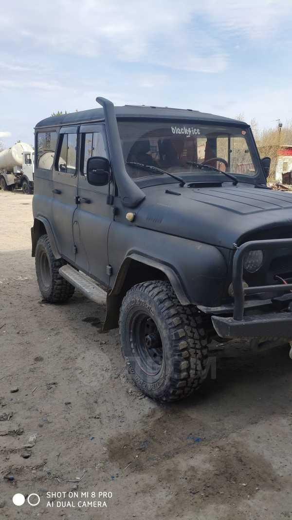 УАЗ 3151, 2007 год, 377 000 руб.