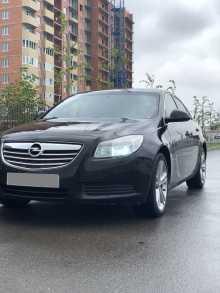 Краснодар Opel Insignia 2012