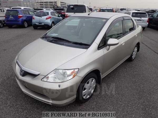 Honda Fit Aria, 2003 год, 150 000 руб.